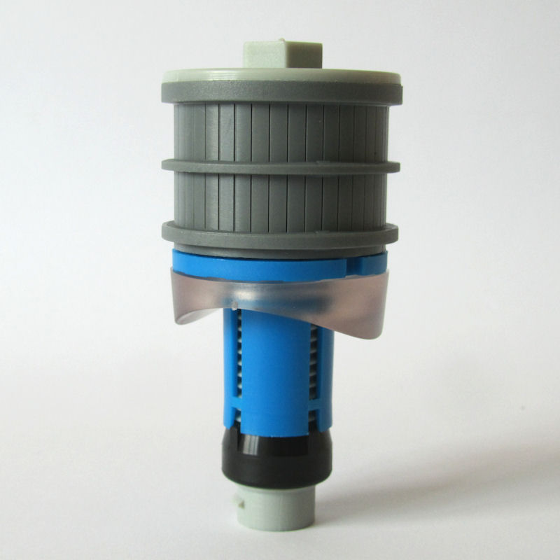 Products and Materials Used in the Production of Nozzles for Water Treatment Systems