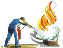 Cosa fare in caso di incendio? Regole e comportamenti da evitare.