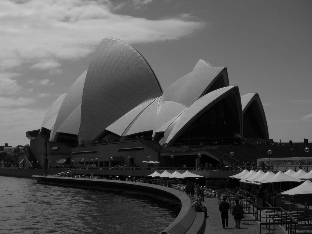 architecture-sidney